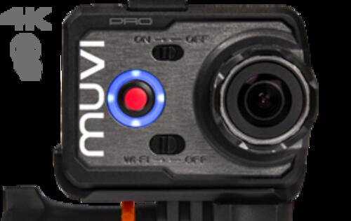 The 4K-capable Veho MUVI K2 Pro camera is here to beat GoPro