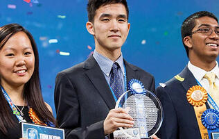 Singapore students take home awards at Intel ISEF science competition