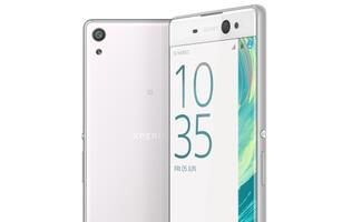 Sony's latest 6-inch Xperia XA Ultra has a 16MP front camera with OIS