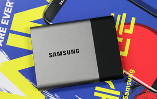 Samsung Portable SSD T3 (2TB) review