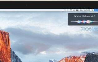 Here's what Siri could look like on the next version of Mac OS X