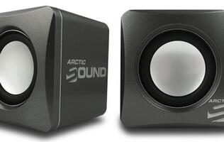 Artic Introduces New Artic Sound S111 Portable Speakers