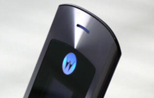 Motorola's Razr flip phone might just be making a comeback