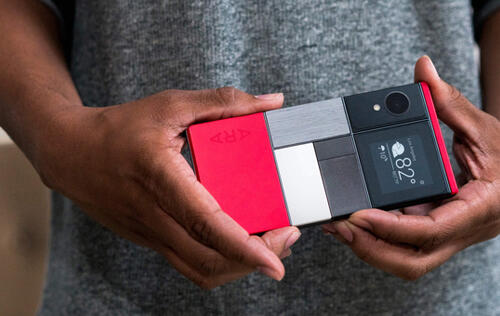 Google revives Project Ara, the modular Android smartphone