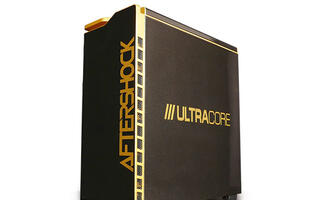 The Aftershock Ultracore is the ultimate boutique gaming PC with custom liquid cooling