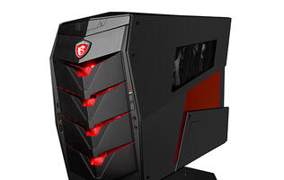 MSI summons greek mythology to power its upcoming gaming desktop PC