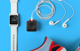 The Pebble Core is a fresh take on wearables for runners and hackers