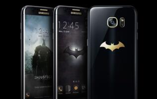 Samsung unveils Galaxy S7 edge Injustice Edition, coming to Singapore in June *pricing and availability announced*