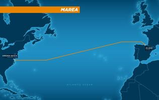 Facebook and Microsoft join forces to lay Internet cable across the Atlantic