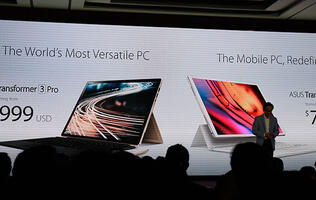 ASUS takes aim at the Surface Pro with the Transformer 3 Pro and Transformer 3 hybrids (Updated)