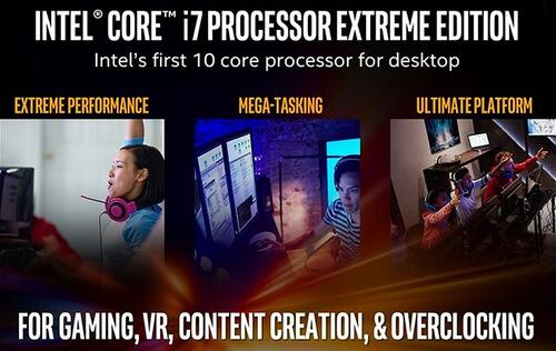 The 10-core Broadwell-E is Intel's most powerful extreme desktop processor yet