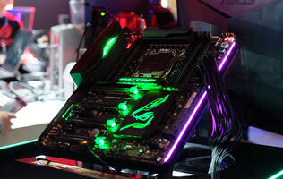 ASUS unveils the ROG Rampage V Edition 10, its latest flagship Intel X99 motherboard