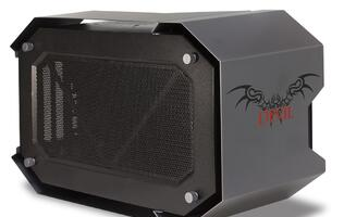 PowerColor's Devil Box infuses laptops with desktop-like graphics performance *updated with pricing and availability*