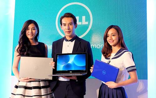 Hands-on with Dell's updated range of Inspiron 2-in-1 convertible notebooks