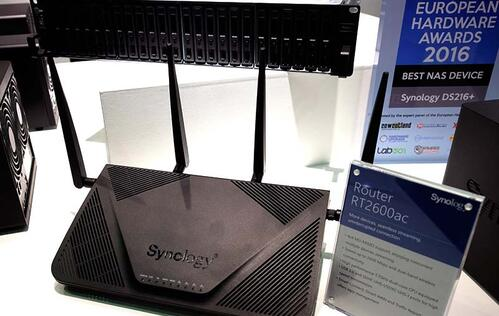 Synology announces new RT2600ac router at Computex 2016