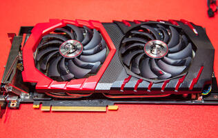 MSI further boost performance of GeForce GTX 1080 with the Gaming Z edition