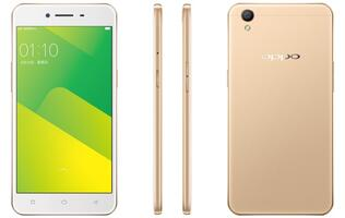 Oppo's entry-level A37 selfie smartphone looks just like an iPhone