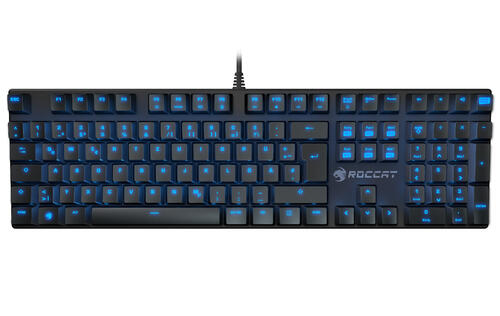 Roccat announces new frameless mechanical keyboard – the Suora
