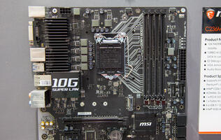 Want to connect to Singtel's 10Gbps fiber network? You'll need this MSI motherboard