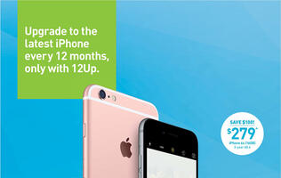 StarHub introduces 12Up, lets you buy a new iPhone at contract price every 12 months