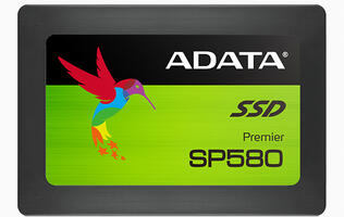ADATA's new Premier SP580 SSD is the latest entry-level TLC SSD to hit the stands