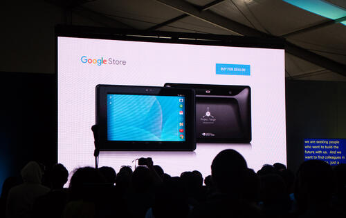 Project Tango: The road to Google's VR ambitions