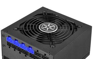 The SilverStone Strider Titanium ST80F-TI PSU is now available