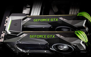 NVIDIA has officially killed off 3- and 4-way SLI on its new Pascal GPUs
