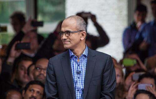 Microsoft CEO Satya Nadella on the LinkedIn acquisition