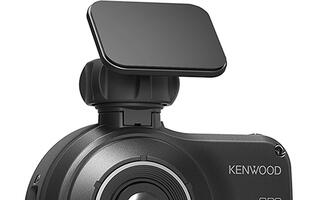 Drive safer with Kenwood's new DVR-410 in-car camera