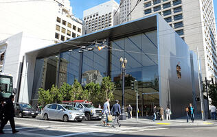 In photos: Apple's new global flagship store in Union Square, San Francisco