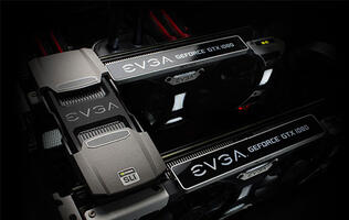 EVGA just made some fancy high bandwidth SLI bridges