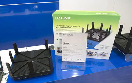 TP-Link launches world's first 802.11ad router in Singapore