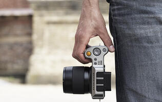 Hasselblad's new medium format mirrorless camera announced! Meet the X1D-50c.