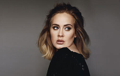 Adele's 25 is now available to stream on Spotify and Apple Music