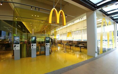 Charge up while you dine at McDonald's new Marine Cove restaurant