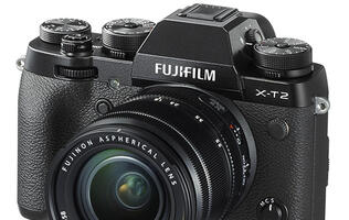 Fujifilm's X-series gains a new flagship – meet the new X-T2