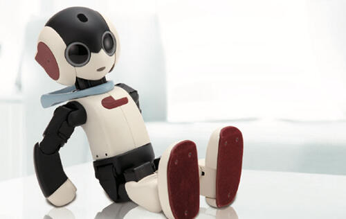 Robi, a bilingual and Singlish-uttering robot, is now available in Singapore