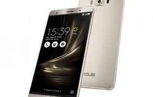 ASUS updates the ZenFone 3 Deluxe with the Snapdragon 821 chipset