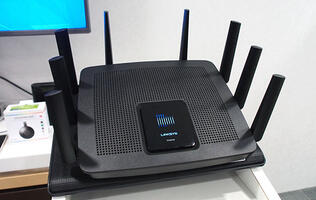 Linksys launches new flagship tri-band EA9500 Max-Stream AC5400 MU-MIMO router (Updated)