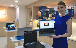 Dell opens new Singapore flagship store at Plaza Singapura