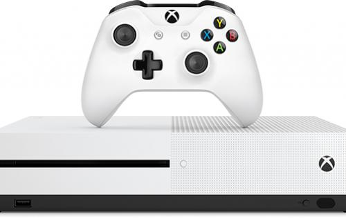 New Xbox One S will launch on August 2nd