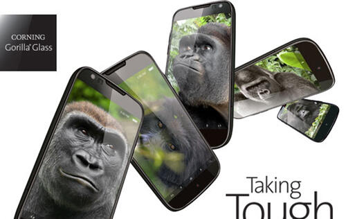 Corning's new Gorilla Glass 5 is tougher and more resistant to cracks