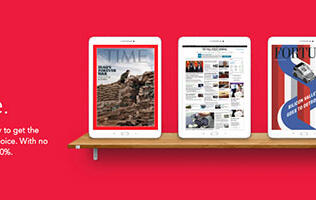 Singtel launches Singtel Newsstand, offers leading news publications and data-waived usage