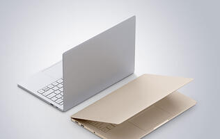Xiaomi's first notebook is the Mi Notebook Air, a svelte machine with a discrete GPU