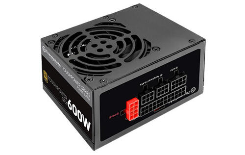 Thermaltake announces Toughpower SFX Gold series PSUs for SFF systems