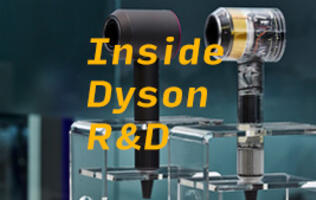 Inside Dyson's R&D labs in Singapore