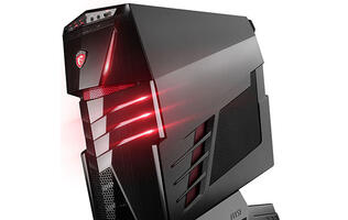 MSI's new Aegis Ti barebones PC features a custom Intel Z170 board and supports SLI