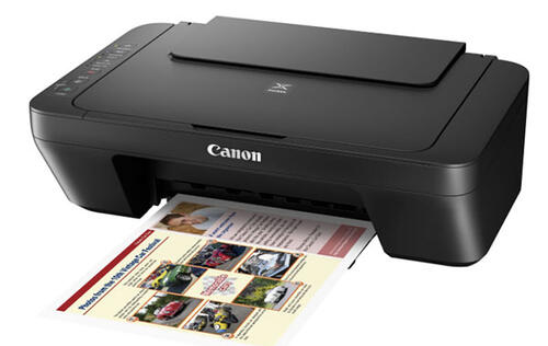 The Canon Pixma MG3070S is a S$79 wireless multi-function color printer