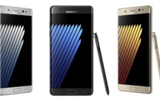 Pre-orders for the Samsung Galaxy Note7 have started!